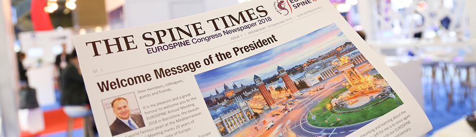 EUROSPINE - Spine Tango Call for Tenders