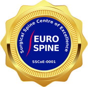 EUROSPINE Certified Centre Digital Medal